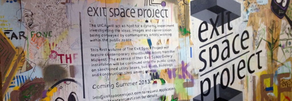 UICA - Exit Space Project - 2013-Current